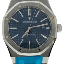 Audemars Piguet Royal Oak 41MM Blue Dial 15400ST