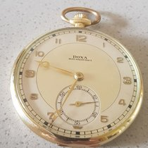Doxa 6. Doxa Swiss tailcoat watch – gold pocket watch – circa...