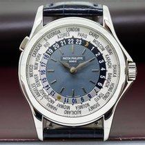 Patek Philippe 5110P-001 5110P-001 World Time Platinum (26575)