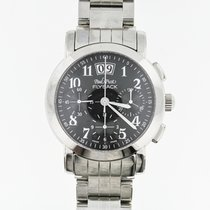Paul Picot Flyback Chrono P7049.20.353/B Stainless Steel