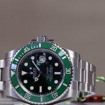 """Rolex Submariner Date Verte """"Hulk""""Unworn"""