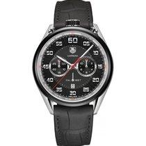 TAG Heuer Automatic Chrono - 45MM - CAR2C12.FC6327 Black Dial