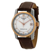 Tissot Ladies T0872075611700 Classic Mother of Pearl Watch