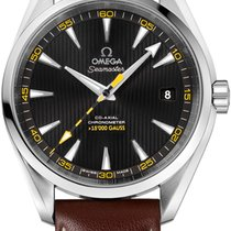 Omega Aqua Terra 150m Co-Axial 41.5mm 15'000 Gauss...