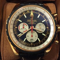 Breitling Chronomatic 49 Limited Edition Gold New