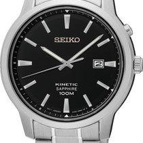 Seiko Kinetic SKA741P1 Herrenarmbanduhr Mit Kinetikuhrwerk