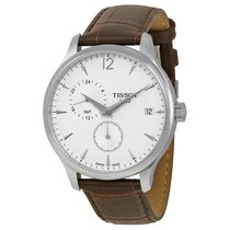 Tissot Men's T0636391603700 T-Classic tradition GMT Watch