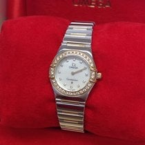 Omega Constellation 1365.75.00 - Serviced By Omega