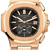 Πατέκ Φιλίπ (Patek Philippe) Nautilus Chronograph Rose Gold
