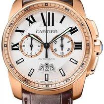 Cartier Calibre de Cartier Chronograph Rose Gold