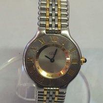 까르띠에 (Cartier) Must de Cartier 21, ref. 1340 - Women's watch