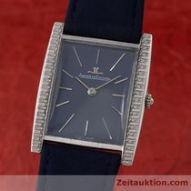 Jaeger-LeCoultre 800 Silber Handaufzug Herrenuhr 9036 Vintage...