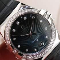 Omega Constellation ref. 12318356056001 Diamond Ladies Watch...