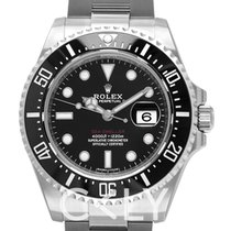 勞力士 (Rolex) Sea-Dweller Black/Steel Ø43mm - 126600