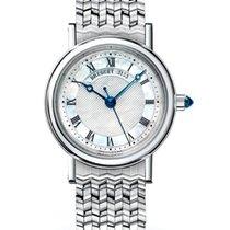 Breguet Brequet Classique 8067 18K White Gold Ladies Watch