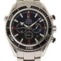 Omega Seamaster Planet Ocean Chronograph 2210.51.00 Box/P #1654