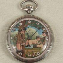 时度 (Doxa) - erotic pocket watch