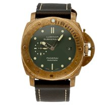 "Panerai Luminor Submersible 1950 ""Bronzo"" Limited..."