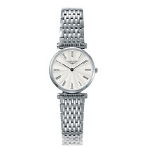 Longines La Grande Classique Silver Ladies Watches L42094716