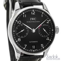 IWC Portugieser Automatic 7 Day Power Reserve IW500109 43mm...