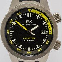 IWC Aquatimer Ref. 3538