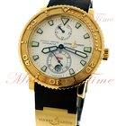 ユリス・ナルダン (Ulysse Nardin) Maxi Marine Diver Chronometer, White...