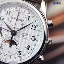 Longines Men's Master Collection Chronograph Calendar...