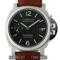 Panerai Luminor Collection Luminor Marina 40mm Stainless Steel...
