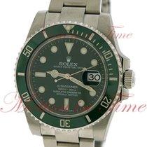 "Rolex Submariner ""HULK"", Green Dial, Green Ceramic..."