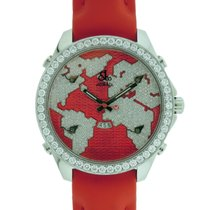 Jacob & Co. Five Time Zones The World is Yours Red Diamond...