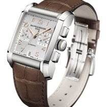 Baume & Mercier MOA10029 Hampton Classic Chronograph in...