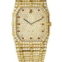 Audemars Piguet Yellow Gold Diamond Set Bamboo