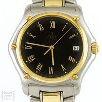 Ebel 1911 Quarz Edelstahl /750er Gold Herren Ref. 1187916