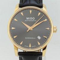 Mido Baroncelli Automatic Steel 8600.3.13.4