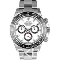 勞力士 (Rolex) Daytona White/Steel Ø40mm 2016 - 116500LN