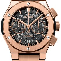Hublot Classic Fusion 45mm Automatic Aerofusion King Gold
