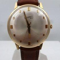 Eberhard & Co. vintage gold case ref 908 cal 322 venus FHF72