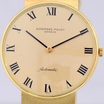 Audemars Piguet Ultra thin Cal 2120 Automatic Vintage 18K Gold...