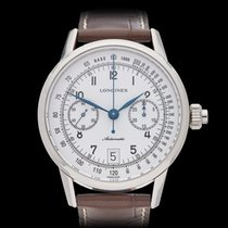 Longines Heritage Stainless Steel Gents L28004232 - W4172