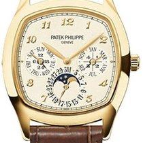 百達翡麗 (Patek Philippe) Perpetual Calendar