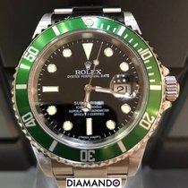Rolex Submariner Date 16610 LV / Box & Papers / EU
