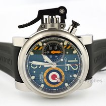 Graham Chronofighter Oversize Overlord Mark III Limited Edition