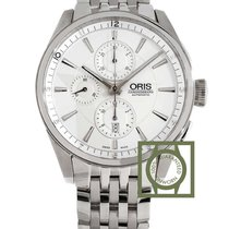 Oris Artix Chronograph Men's Watch 674-7644-4051MB NEW