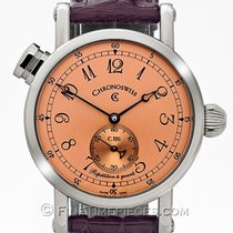 Chronoswiss Repetition a Quarts Edelstahl CH1643