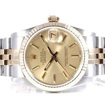 Rolex Datejust Lady Midsize 31mm Champagne 68273