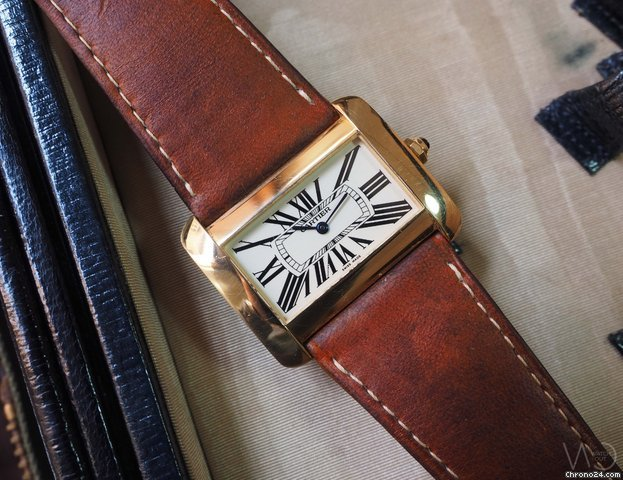 Cartier divan xl for 5 393 for sale from a trusted seller for Cartier divan xl