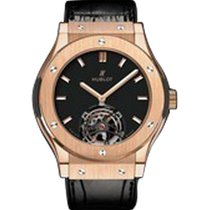 Hublot 505.OX.1180.LR Classic Fusion 45mm Tourbillon King...