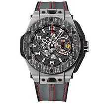 ウブロ (Hublot) Ferrari Titanium Carbon Limited Edition