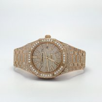 Audemars Piguet Royal Oak Automatic 41 MM with Diamonds