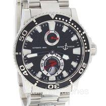 Ulysse Nardin NEW Marine Diver Automatic Chronometer 263-33...